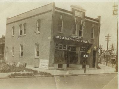 Girard Rubber Co. (c. 1924)