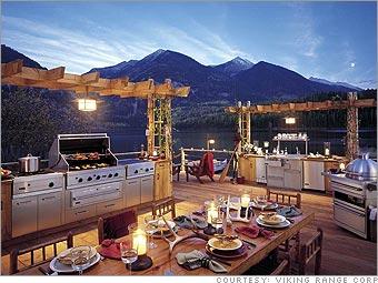 Built-In Grills, Outdoor Kitchen Equipment, Doors