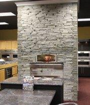 Wood Stone Home Oven in Kieffer's Appliances Showroom