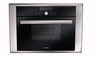 "Installs into a 27"" or 30"" Cabinet.  Put it above a regular wall oven, microwave, coffee system, or by itself."