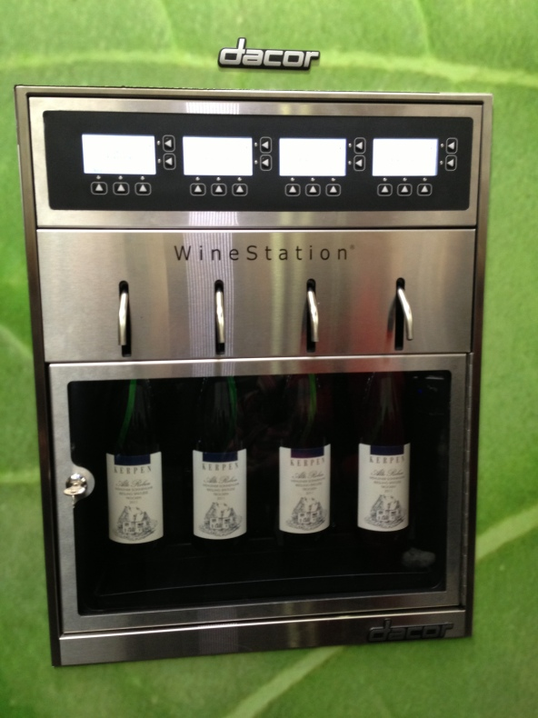 Dacor WineStation