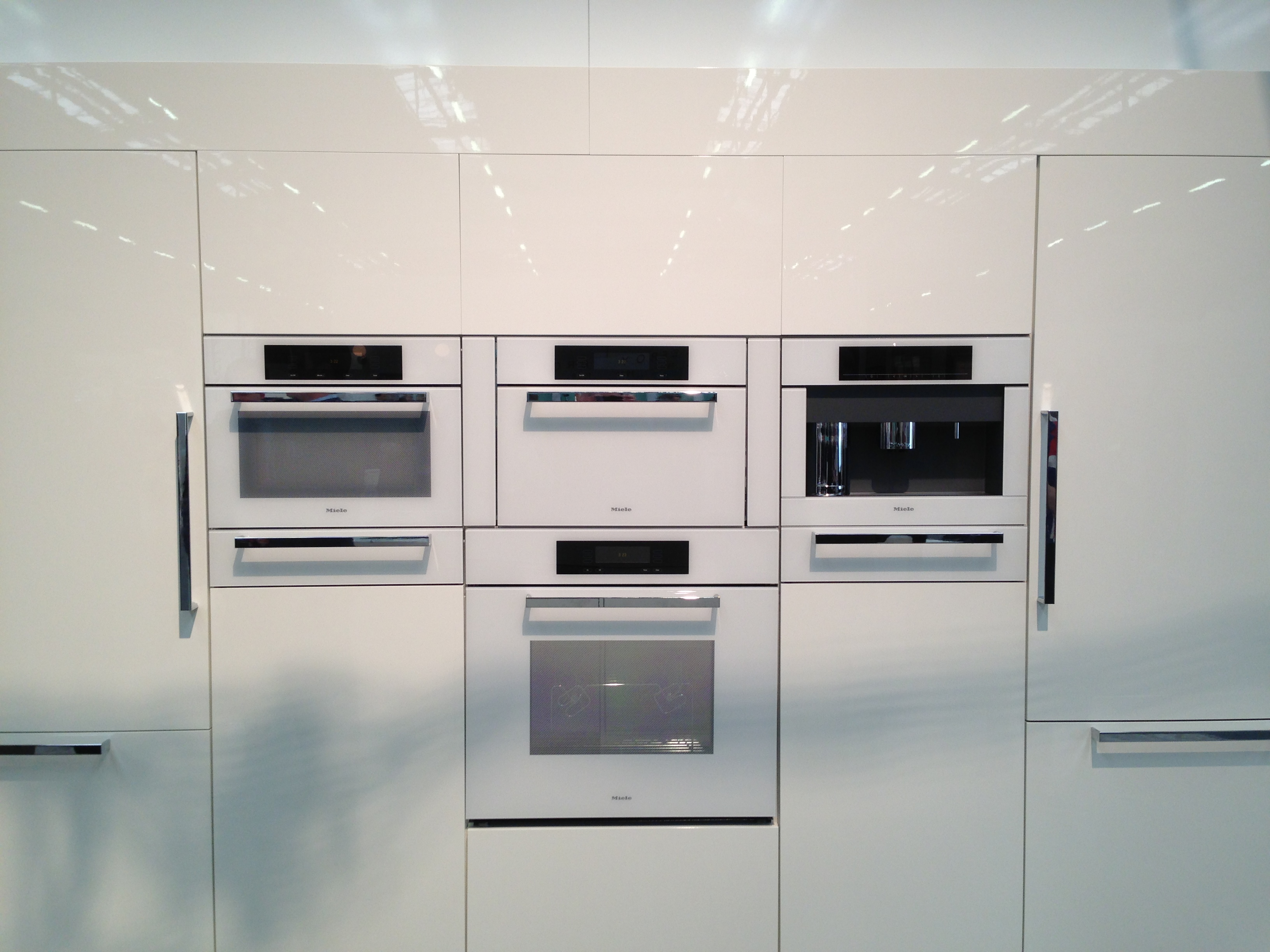 Kieffer's Appliances Showroom