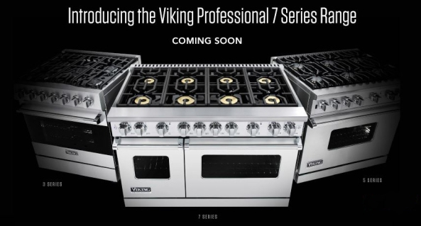 Viking's 7 Series Range