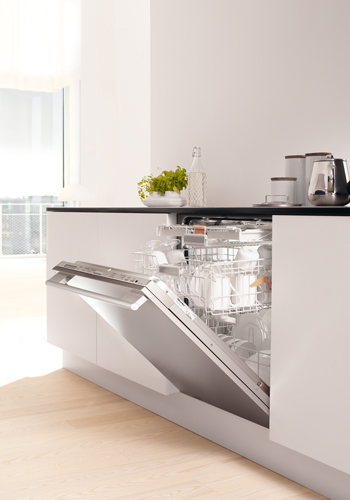 An image of Miele's Profiline dishwasher model PG8083.