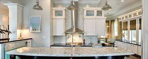 Image of TLC's Little Couple kitchen