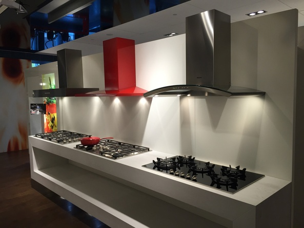 Miele cooktops and hoods