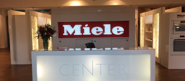 Miele Showroom Princeton, New Jersey